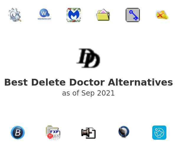Best Delete Doctor Alternatives