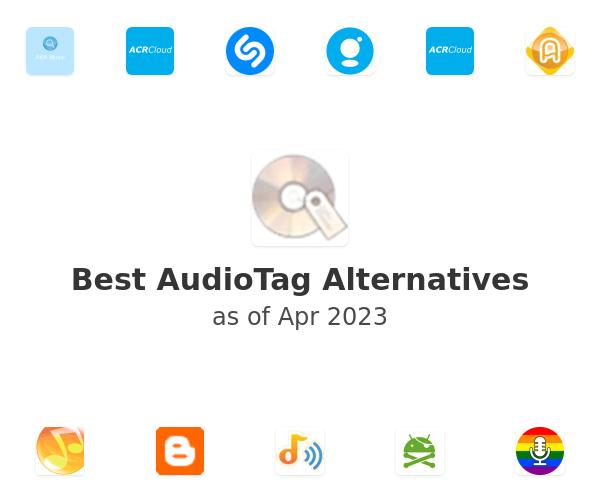 Best AudioTag Alternatives