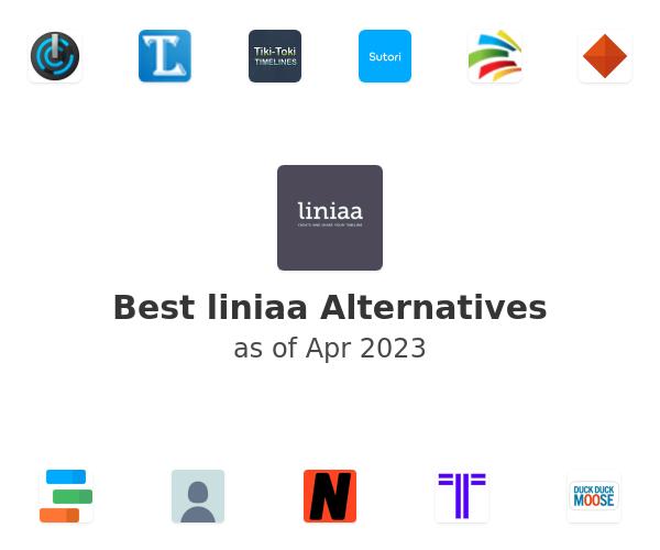 Best liniaa Alternatives