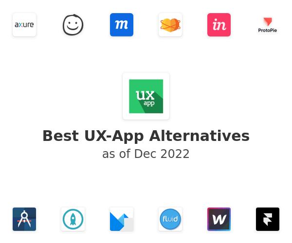 Best UX-App Alternatives