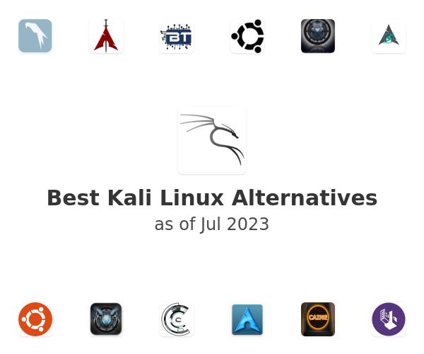 Best Kali Linux Alternatives