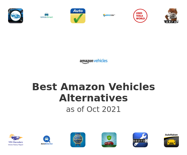 Best Amazon Vehicles Alternatives