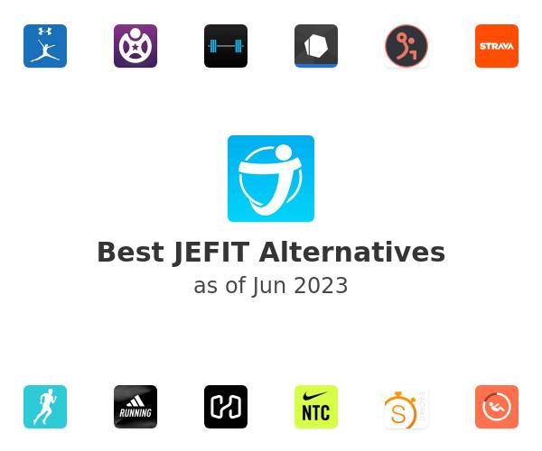 Best JEFIT Alternatives