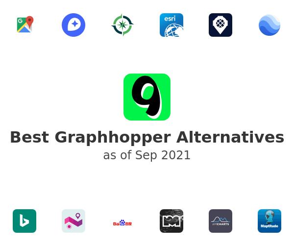 Best Graphhopper Alternatives