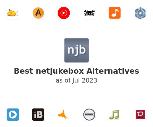 Best netjukebox Alternatives
