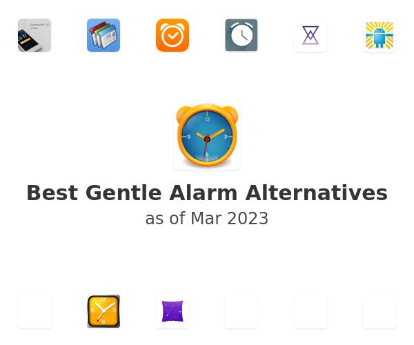 Best Gentle Alarm Alternatives