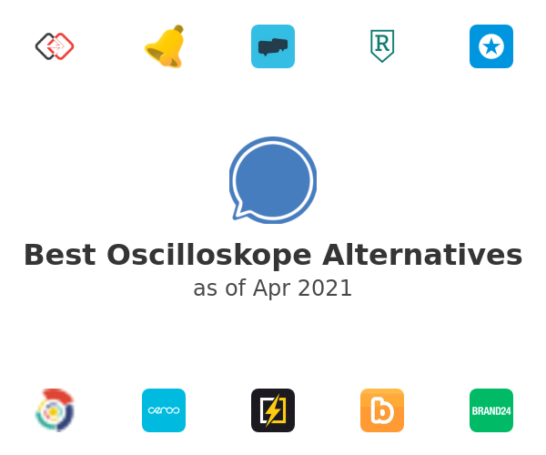 Best Oscilloskope Alternatives