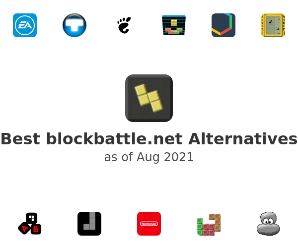 Best blockbattle.net Alternatives