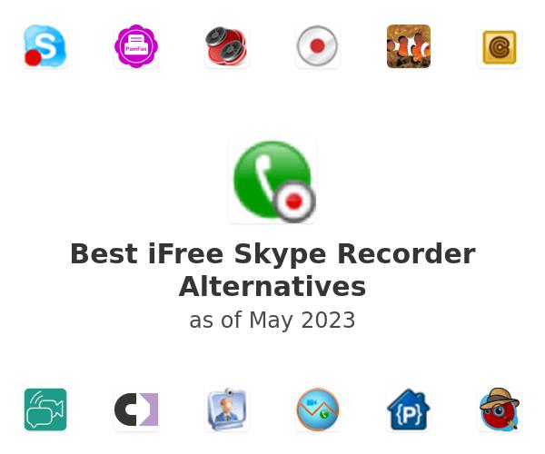 Best iFree Skype Recorder Alternatives