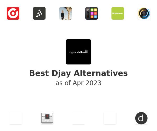 Best Djay Alternatives