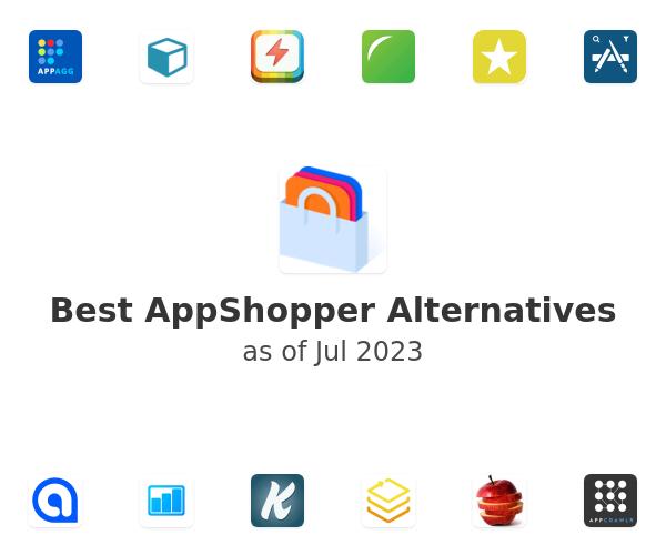 Best AppShopper Alternatives