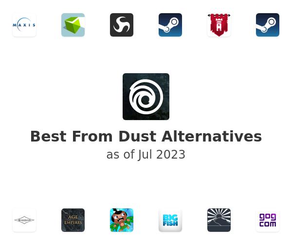 Best From Dust Alternatives