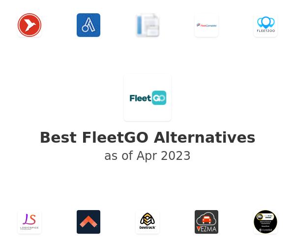 Best FleetGO Alternatives