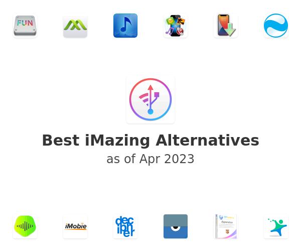 Best iMazing Alternatives