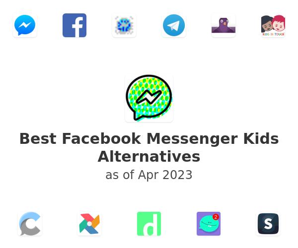Best Facebook Messenger Kids Alternatives