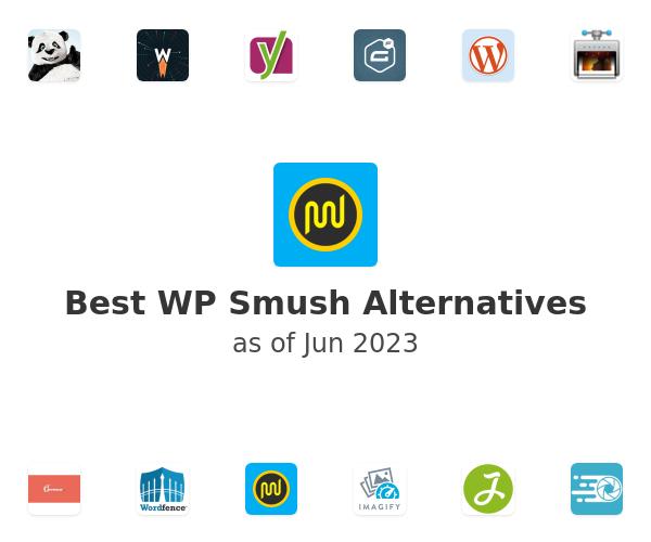 Best WP Smush Alternatives