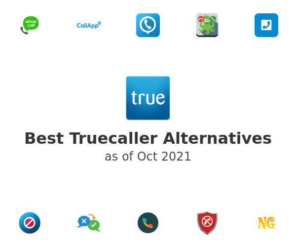 Best Truecaller Alternatives
