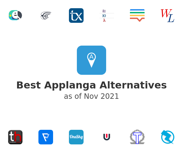 Best Applanga Alternatives