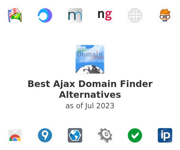 Best Ajax Domain Finder Alternatives