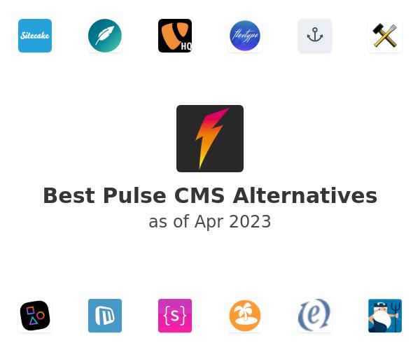 Best Pulse CMS Alternatives