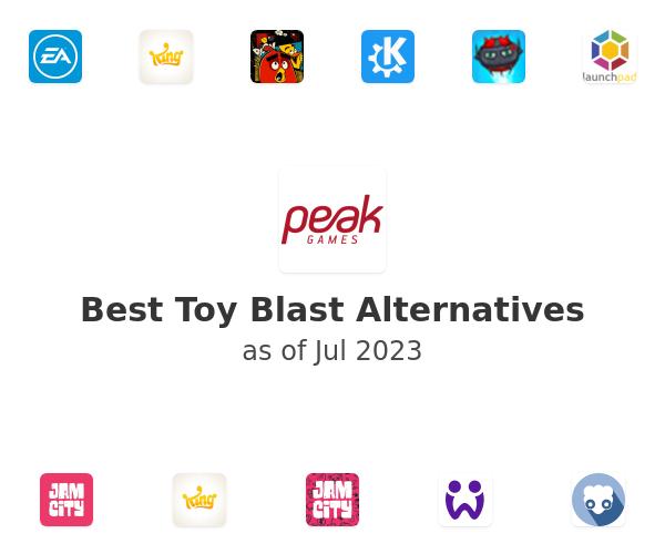 Best Toy Blast Alternatives