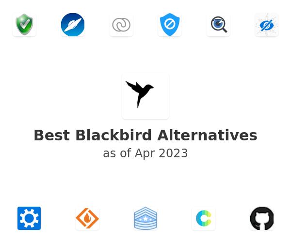 Best Blackbird Alternatives