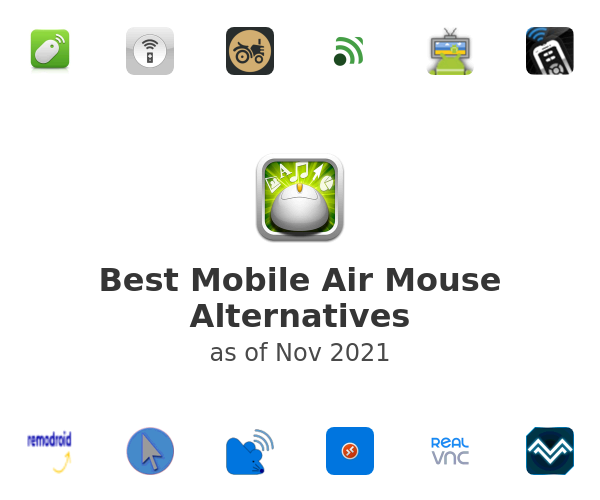 Best Mobile Air Mouse Alternatives