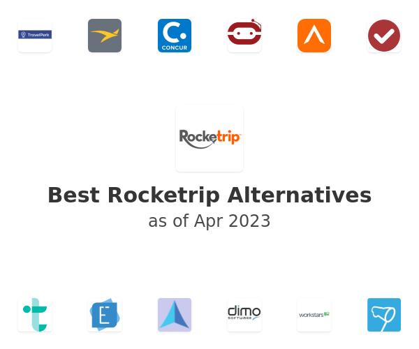 Best Rocketrip Alternatives