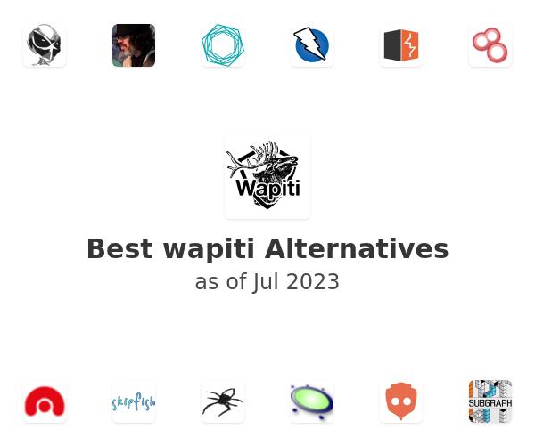 Best wapiti Alternatives