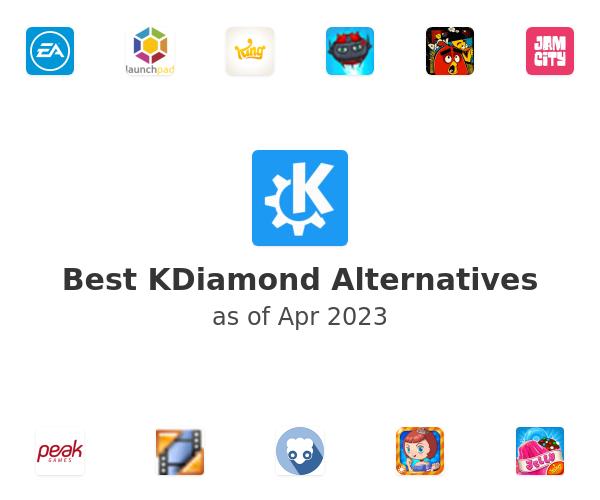 Best KDiamond Alternatives