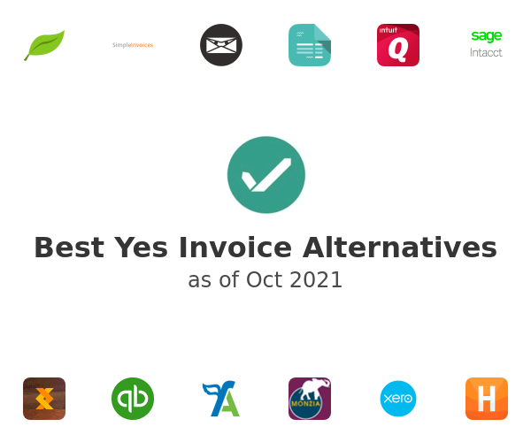 Best Yes Invoice Alternatives