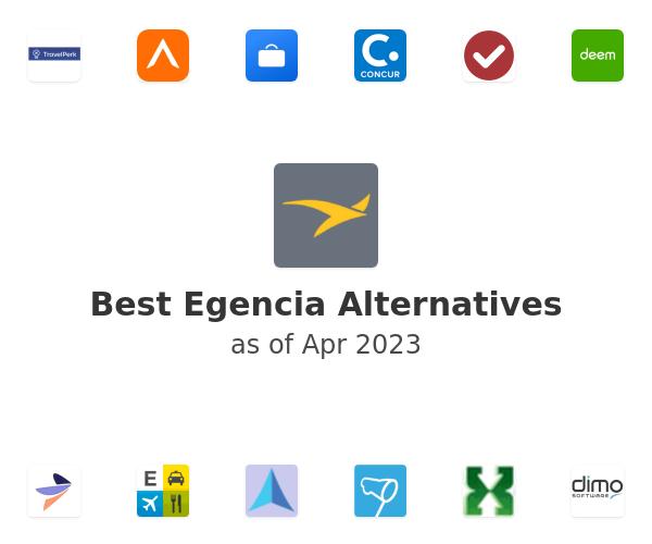 Best Egencia Alternatives