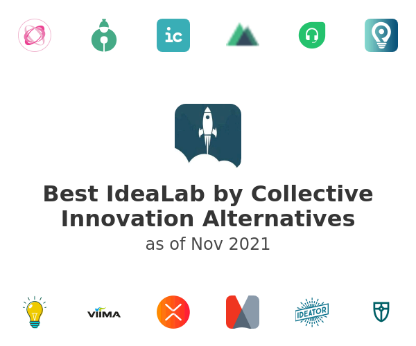 Best IdeaLab by Collective Innovation Alternatives