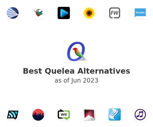 Best Quelea Alternatives
