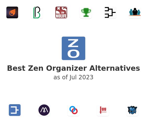 Best Zen Organizer Alternatives
