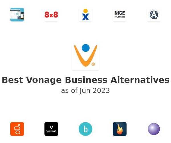 Best Vonage Business Alternatives