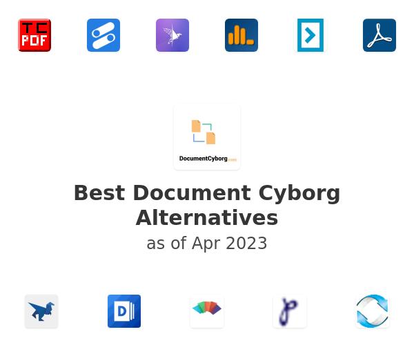 Best Document Cyborg Alternatives