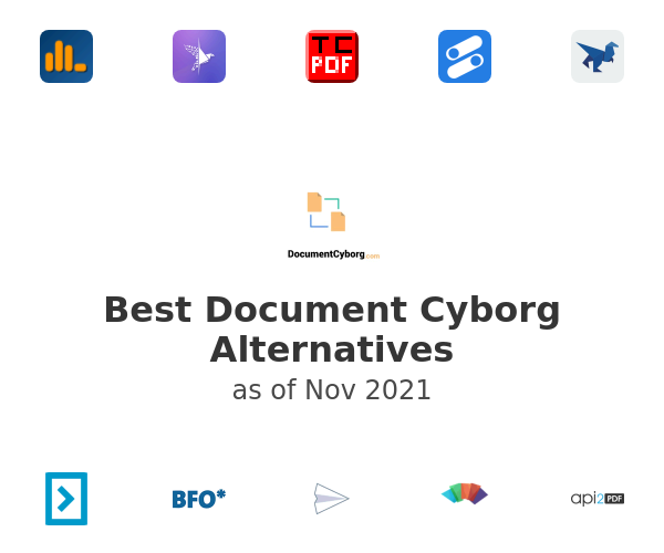 Best Document Cyborg Alternatives