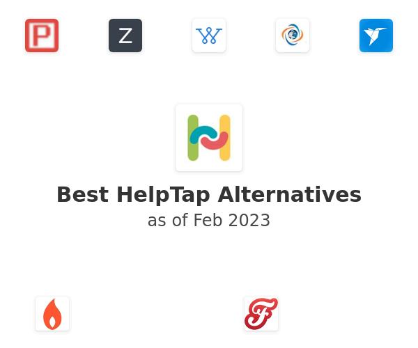 Best HelpTap Alternatives
