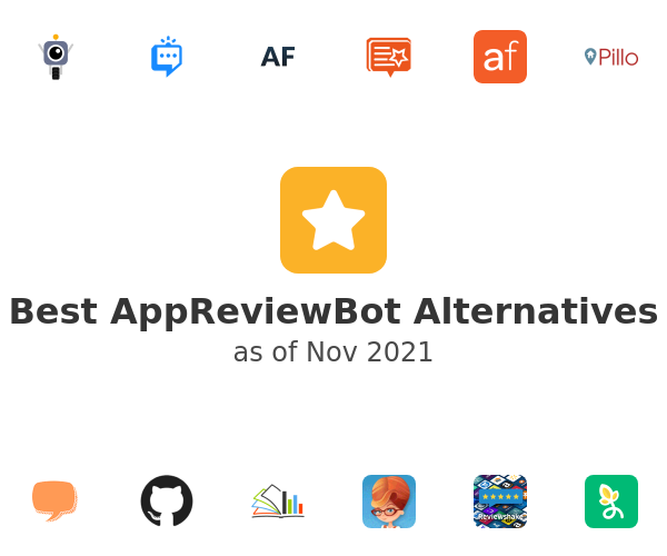 Best AppReviewBot Alternatives