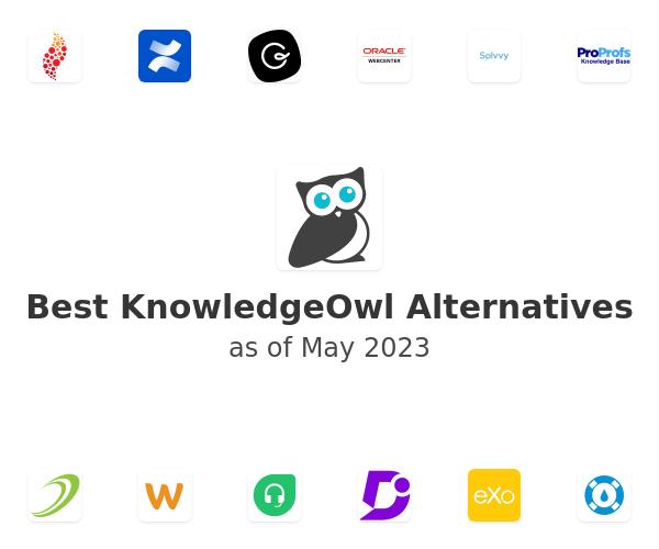 Best KnowledgeOwl Alternatives