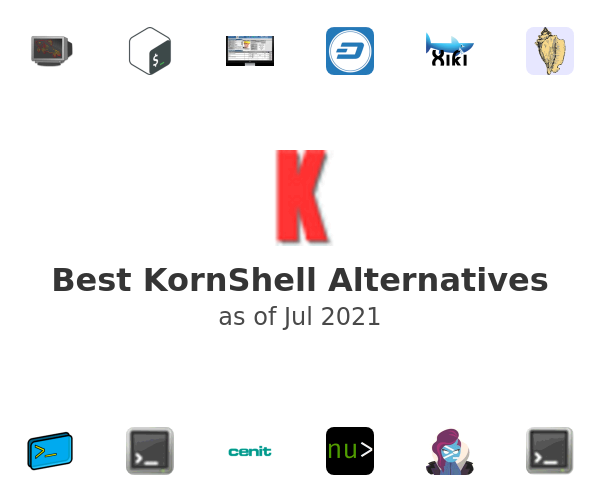 Best KornShell Alternatives