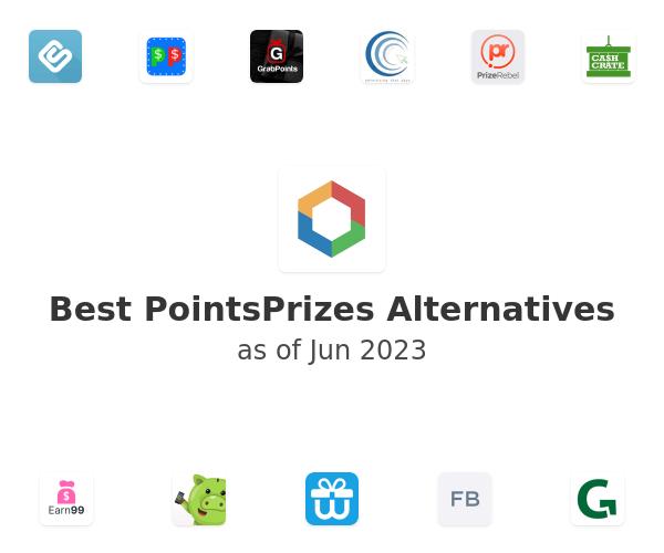 Best PointsPrizes Alternatives