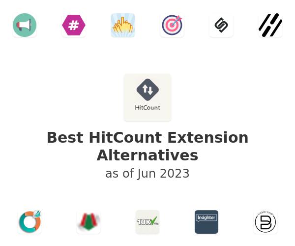 Best HitCount Alternatives