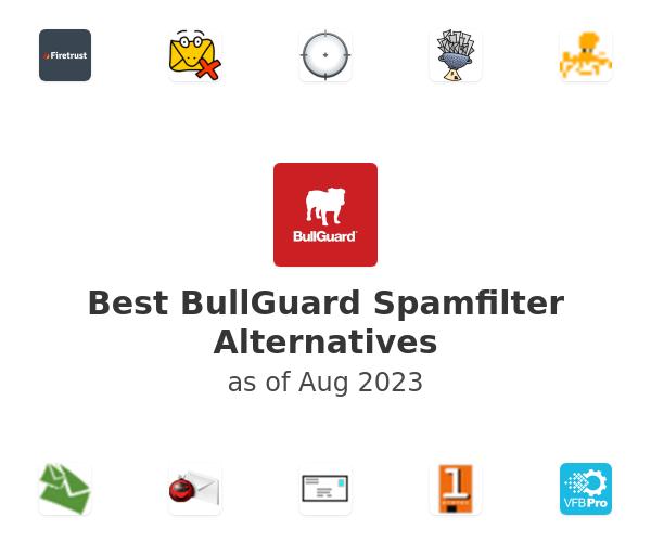 Best BullGuard Spamfilter Alternatives