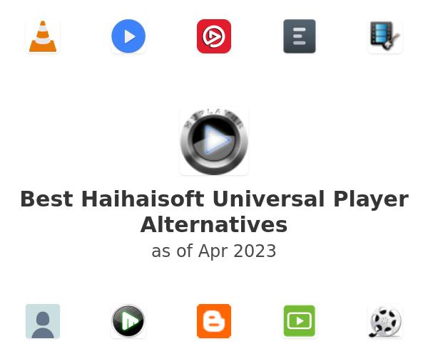 Best Haihaisoft Universal Player Alternatives