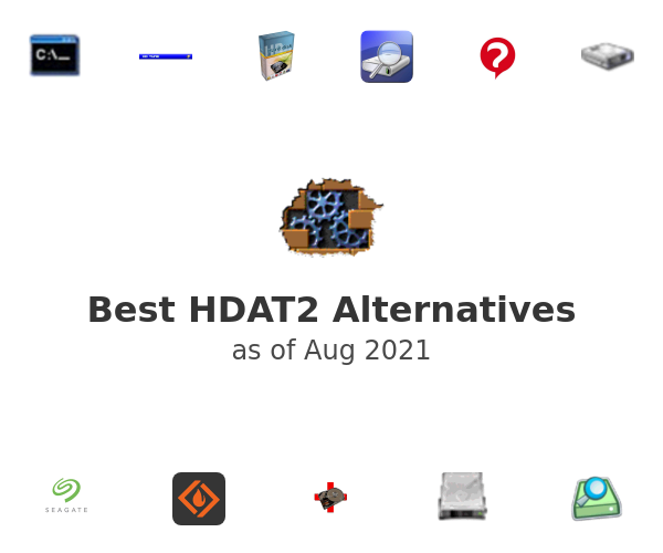 Best HDAT2 Alternatives