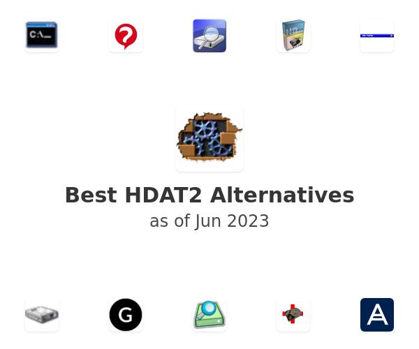 Best HDAT2 Alternatives