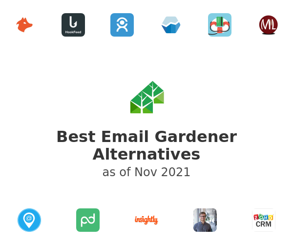 Best Email Gardener Alternatives