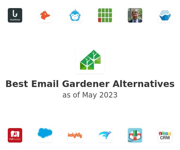 Best Email Gardener Alternatives